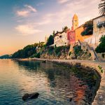 Where to dive in Croatia: Island of Rab